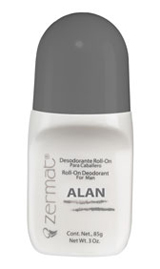 Roll-On Deodorant For Men Alan Scent