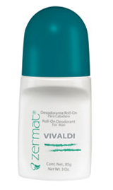 Roll-On Deodorant For Men Vivaldi Scent